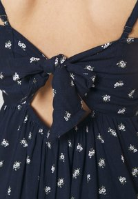 Hollister Co. - BARE SHORT DRESS - Kjole - navy - 5