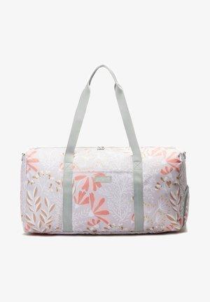 JADYN  - Taška na víkend - gray floral
