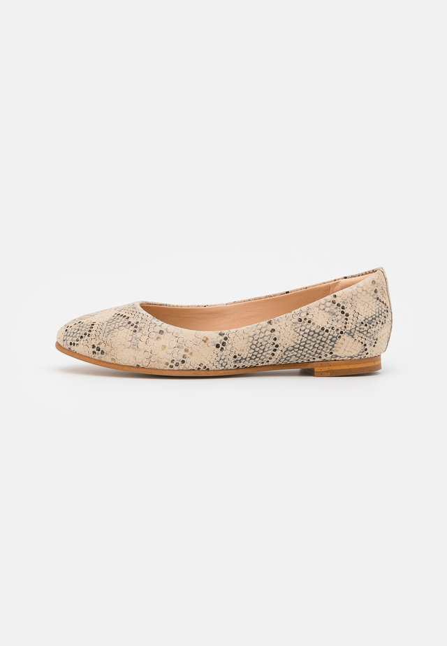 GRACE PIPER - Ballet pumps - taupe