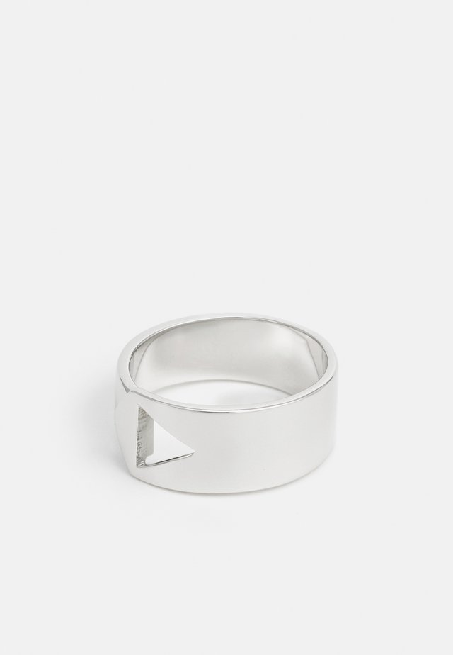 BAND - Bague - silver-coloured
