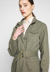 Saint Tropez - THEA JACKET - Summer jacket - army green - 4