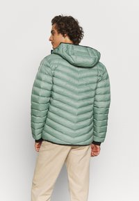 Hollister Co. - PUFFER SAGE - Down jacket - sage - 2
