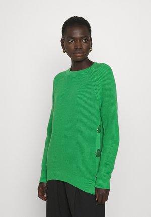 SHILOH - Strickpullover - medium green