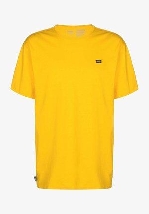 MN OFF THE WALL CLASSIC SS - Basic T-shirt - saffron