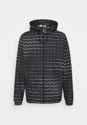 MONO - Summer jacket - black/white