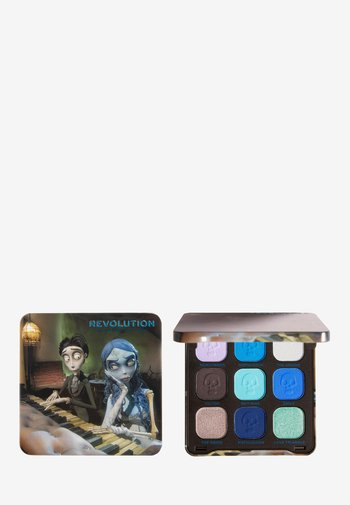 CORPSE BRIDE X REVOLUTION THE NEWLY WEDS SHADOW PALETTE - Eyeshadow palette - the newly weds