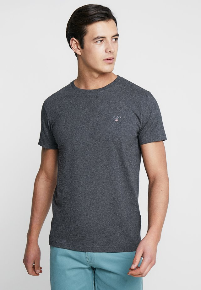 THE ORIGINAL - T-shirt basic - anthracite