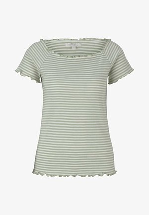 CARMEN - T-shirt imprimé - green