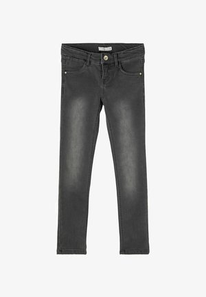 Jeans Skinny Fit - medium grey denim
