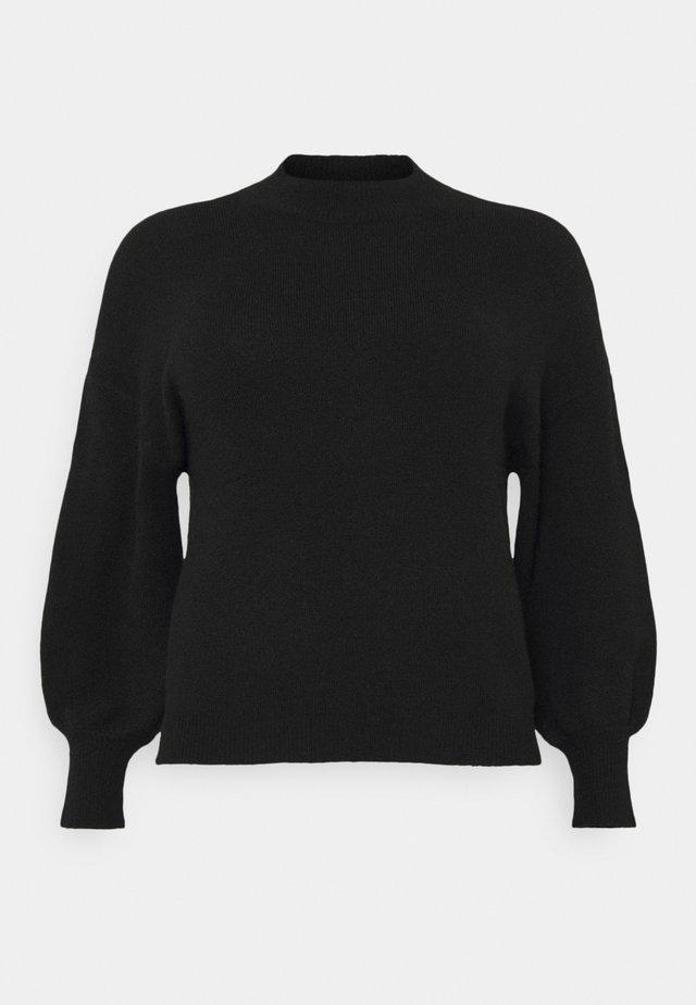 VMSIMONE HIGHNECK - Pullover - black