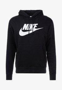 Nike Sportswear - Hoodie - black/white - 3