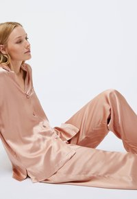 OYSHO - Pyjama bottoms - rose - 4