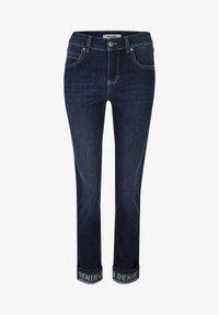Angels - CICI TAPE' MIT STICKEREI - Slim fit jeans - dunkelblau - 3