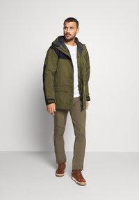 Norrøna - GORE-TEX OUTDOOR COAT - Winter jacket - khaki - 1