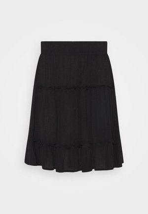 MARRO - A-line skirt - black