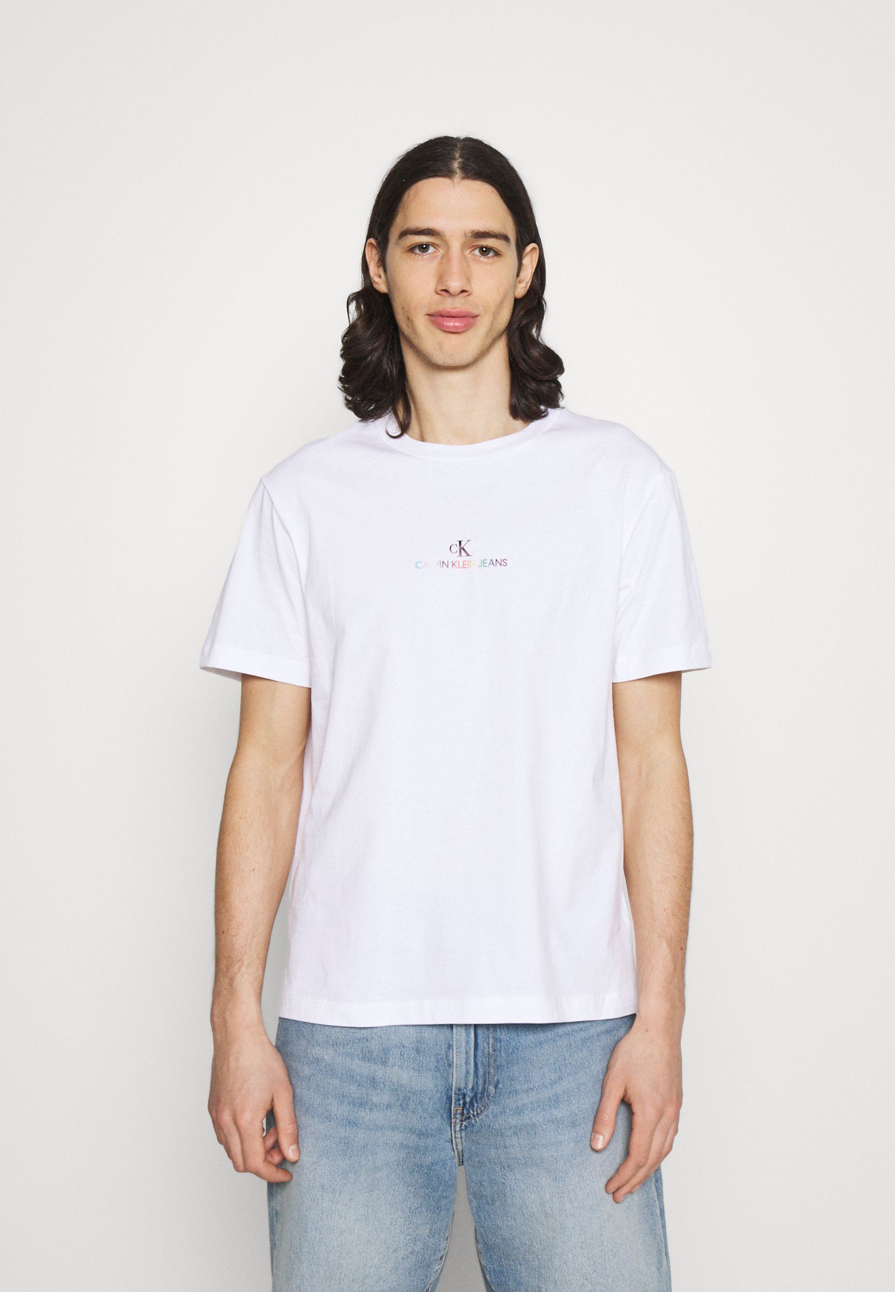 Women PRIDE BIG LOGO TEE UNISEX - Print T-shirt