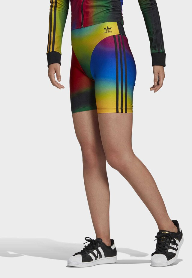 PAOLINA RUSSO COLLAB SPORTS INSPIRED SLIM - Kraťasy - multicolor