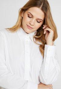 Lauren Ralph Lauren Woman - JAMELKO LONG SLEEVE SHIRT - Chemisier - white - 3