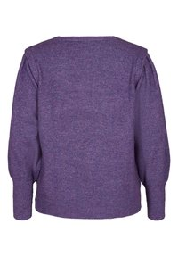 Zizzi - Jumper - purple - 6