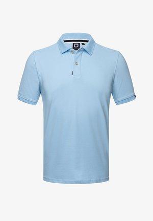 Polo - denim blue