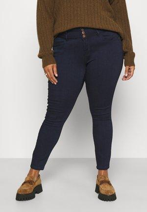 CARANNA  - Skinny džíny - dark blue denim