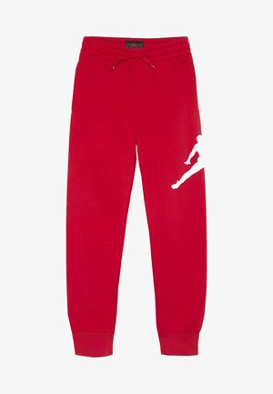 JUMPMAN LOGO PANT - Verryttelyhousut - gym red