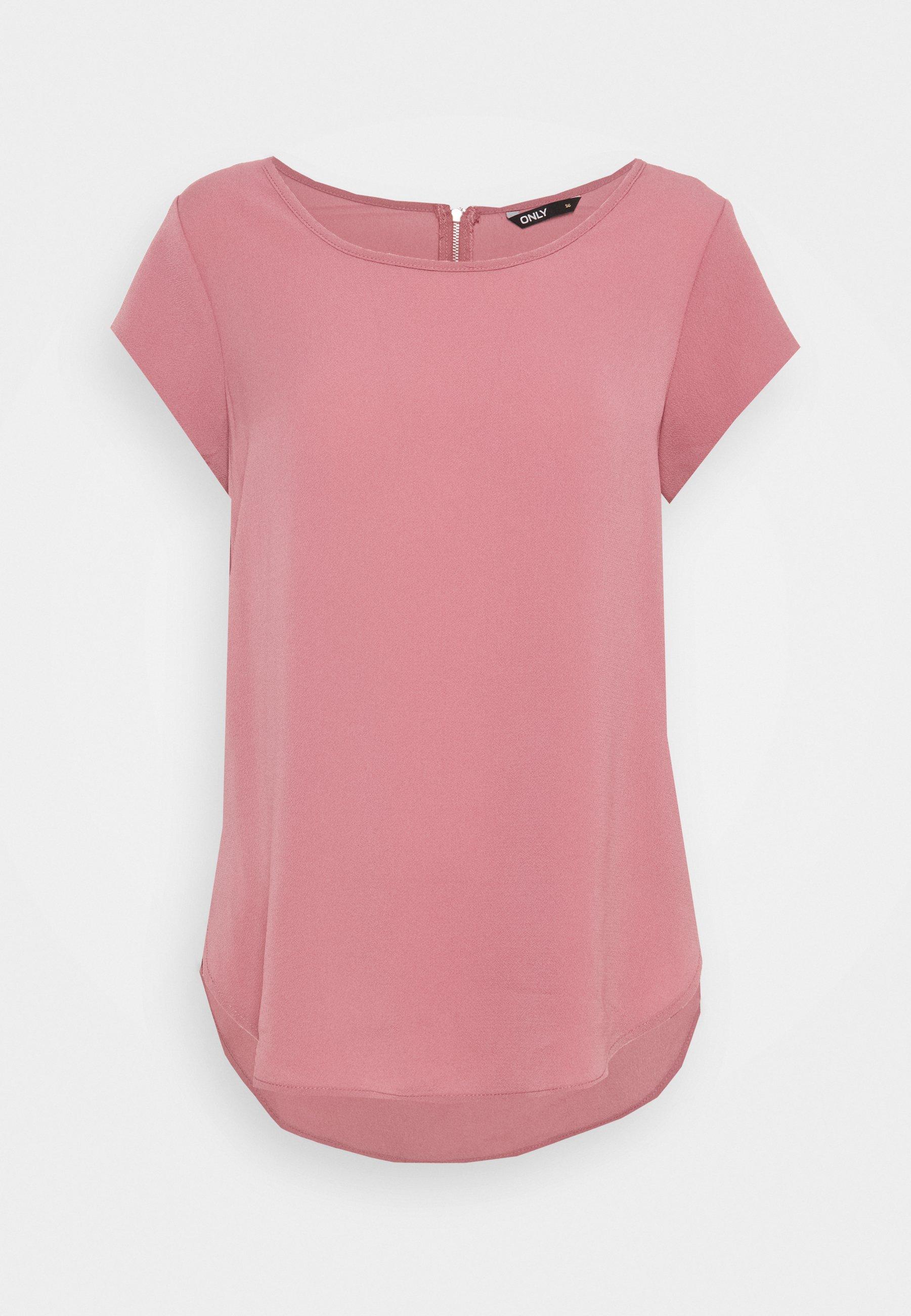 Women ONLVIC SOLID  - Basic T-shirt
