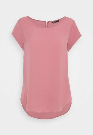 ONLVIC SOLID  - Basic T-shirt - mesa rose