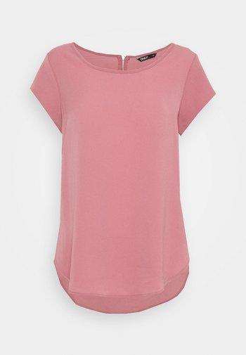 ONLVIC SOLID  - T-shirt basic - mesa rose