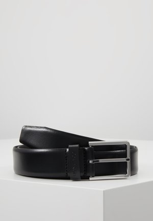 BOMBED BELT - Riem - black
