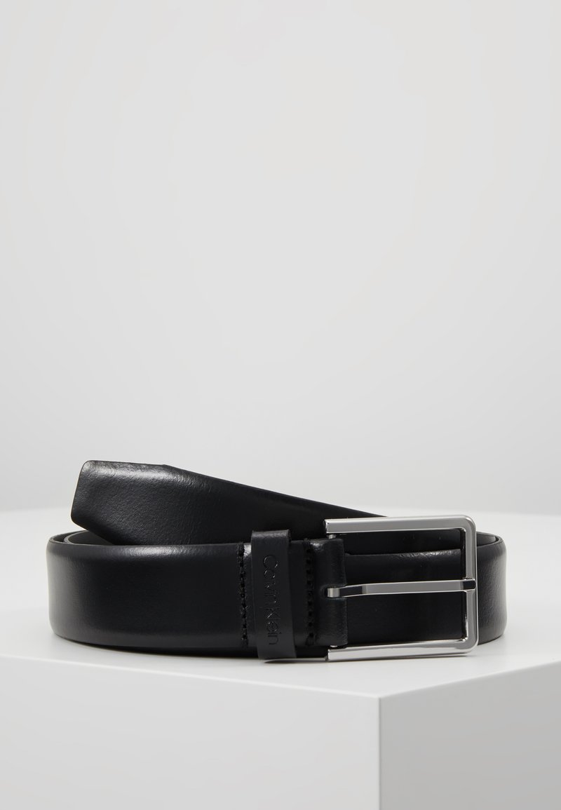 Calvin Klein - BOMBED BELT - Ceinture - black