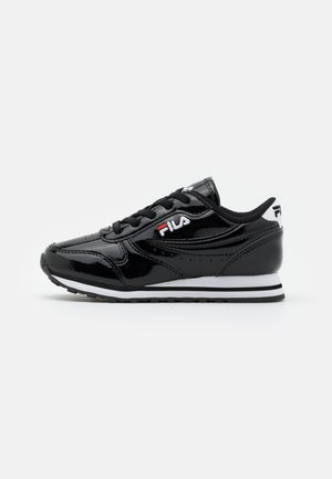 ORBIT KIDS - Sneakersy niskie - black