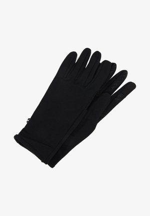 ADULT QUANTUM GLOVES - Gloves - black