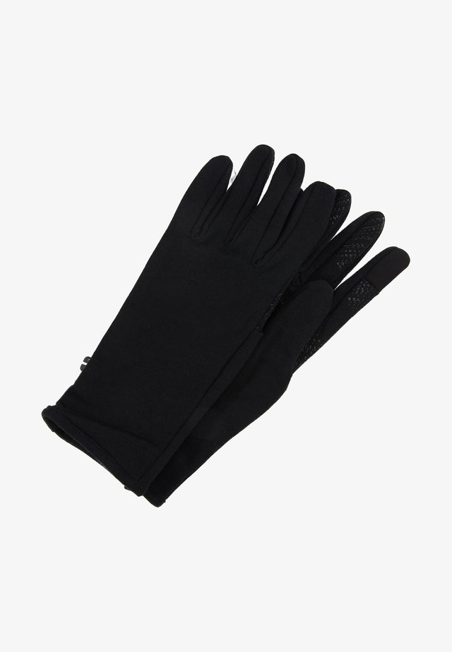ADULT QUANTUM GLOVES - Gants - black