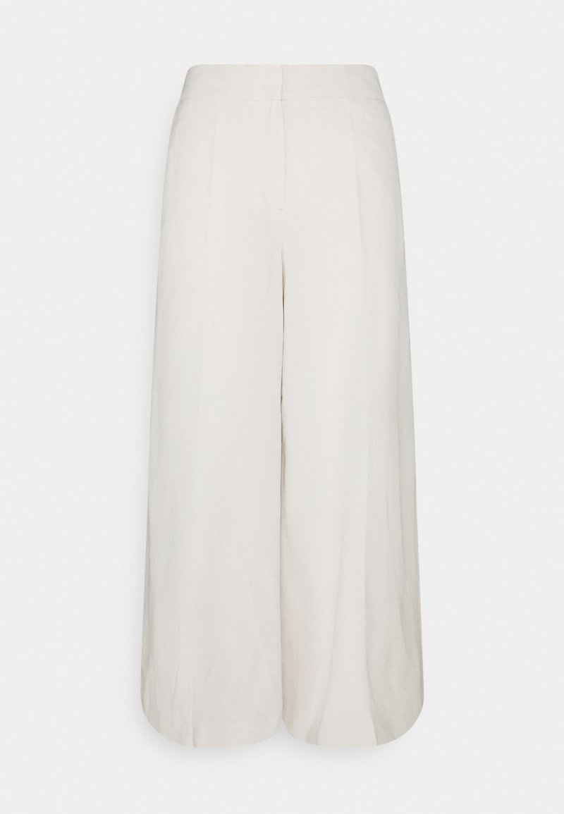 IVY & OAK - ISATIS - Trousers - white sand