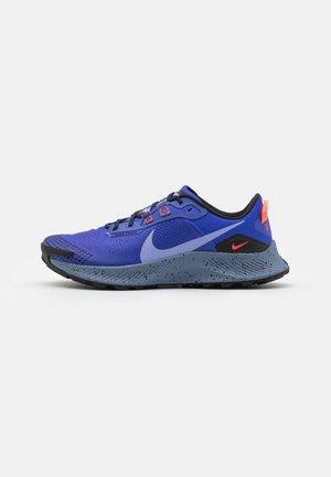 PEGASUS TRAIL 3 - Trail running shoes - lapis/light thistle/black/flash crimson/bright mango/ashen slate