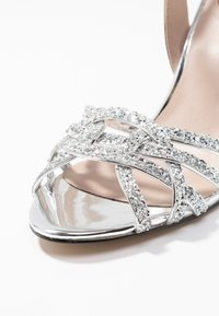Buffalo - AFTERGLOW - High heeled sandals - silver - 2