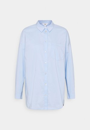OBJMACY - Button-down blouse - serenity