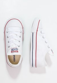 Converse - CHUCK TAYLOR ALL STAR - Baskets basses - blanc - 1