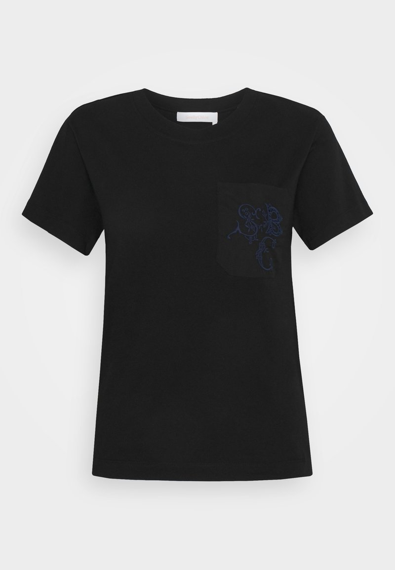 See by Chloé - Print T-shirt - black