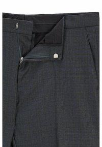 BOSS - Suit trousers - dark grey - 5