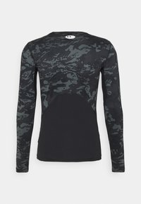 Under Armour - CAMO COMP - Long sleeved top - black - 1
