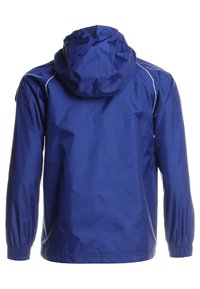 adidas Performance - CORE ELEVEN FOOTBALL JACKET - Giacca hard shell - dkblue/white - 1