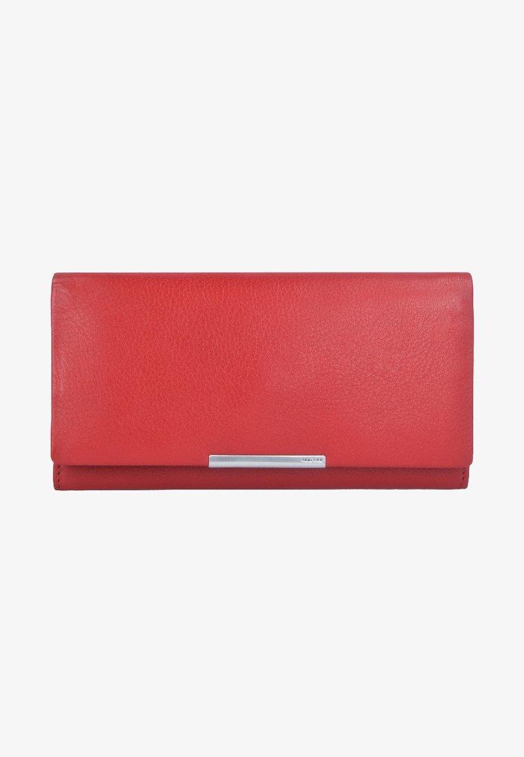 Maître - BELG DIEDBURG - Wallet - red