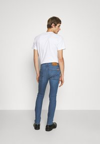 7 for all mankind - RONNIE - Slim fit jeans - mid blue - 2