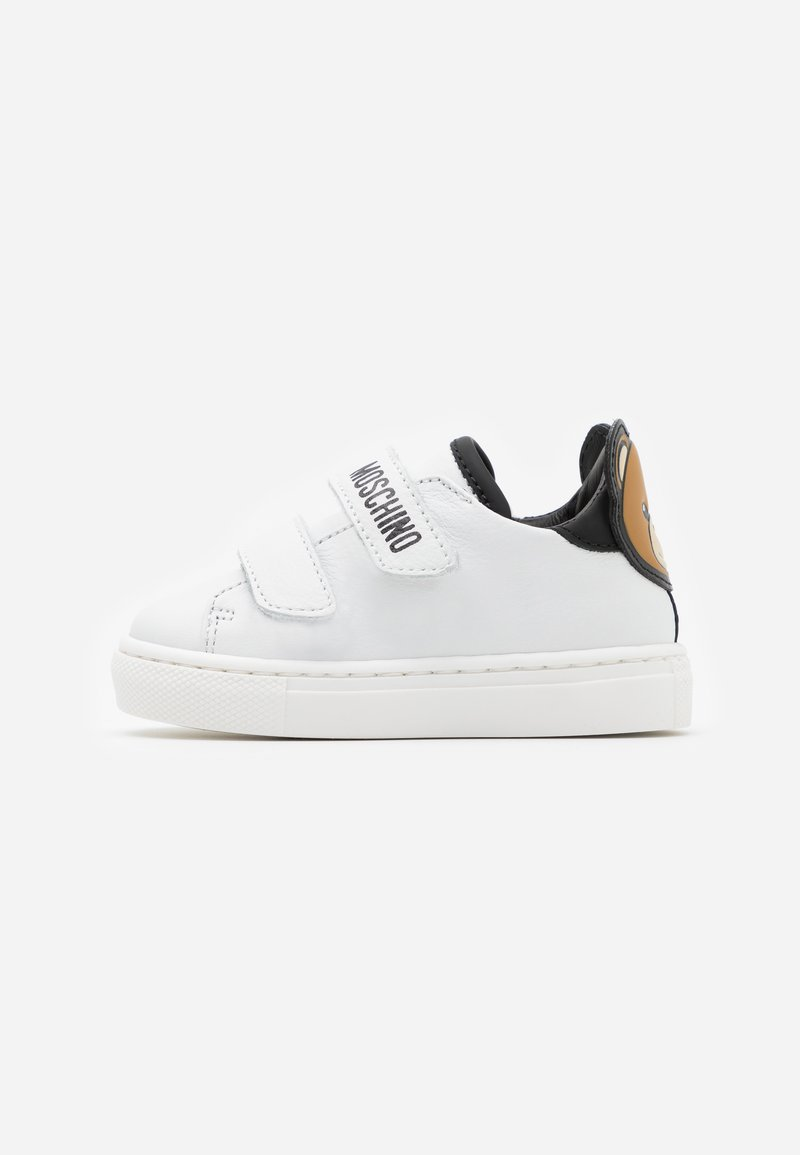 MOSCHINO - Trainers - white