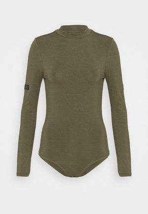 EVA - Long sleeved top - khaki