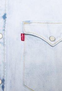 Levi's® - BARSTOW WESTERN STANDARD - Overhemd - med indigo - 4