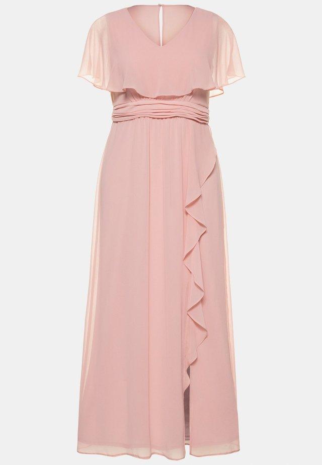 GROSSE GRÖSSEN CHIFFON - Maxi dress - zartrosa