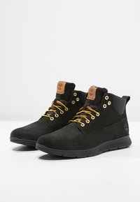 Timberland - KILLINGTON - Lace-up ankle boots - black - 4